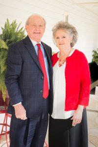 Pastor Willis and Mrs. Lenora