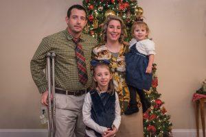 Charlie Moody Family