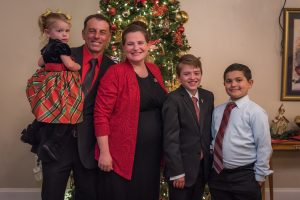 Timmy Hardee Family