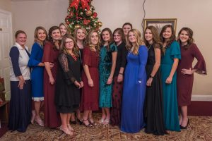 Young ladies of Life Baptist Church