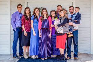 Shillinglaw Family