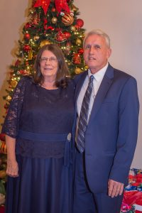 Bro. Mike and Mrs. Debbie