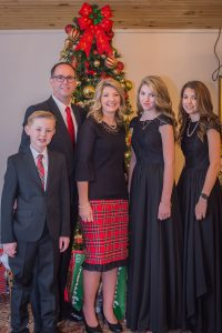 Andie Hoff Family