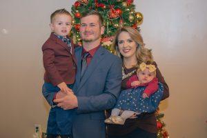 Nathan Shillinglaw Family