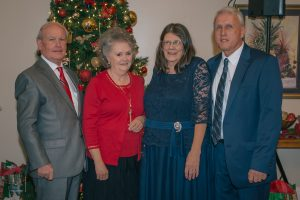 Pastor and Mrs. Lenora with Bro. Mike and Mrs. Debbi