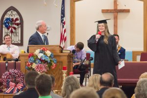 Graduation Service 2019 - Sarah Willis