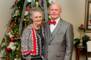 Pastor and Mrs. Lenora