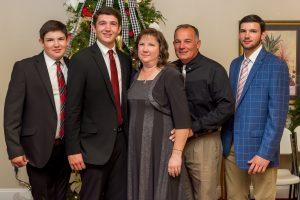 Mitchum Family