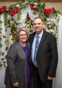 Bro. David and Mrs. Ami